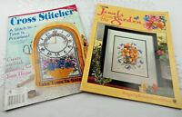 Cross Stitch Designs Charts Books 2 - Cross Stitcher & Leisure Arts Patterns