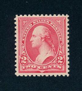 drbobstamps US Scott #252 Mint NH OG w/Graded VF 80 PSE Cert