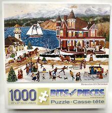 Memories of Christmas by Cindy Mangutz 1000 Pc Puzzle Bits & Pieces 20x17 #41095