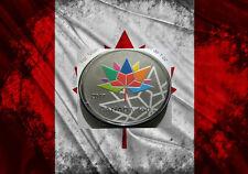 NEW LIMITED EDITION 2017 Canada 150th Commemorative RCM & TD 1 Oz  Silver Round