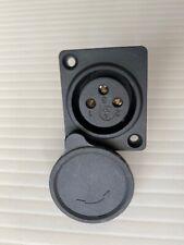 ELECTRIC SKATEBOARD BATTERY CASE 3 PIN PORT