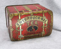 Vintage SWEE-TOUCH-NEE The Aristocrat Of Teas Tin The Consolidated Tea Company