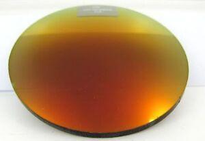 2 rot verspiegelte Sonnenbrillengläser Einstärken Index 1,5 incl. HRSET