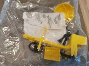 Playmobil Betonmischer aus Set 3562 unbespielt