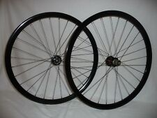 Kinlin XR31RTS disc brake wheels. Light, wide and tubeless ready