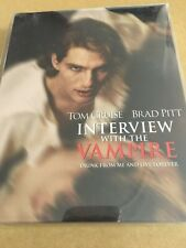 INTERVIEW WITH THE VAMPIRE FAC EXCLUSIVE STEELBOOK - RARE, Ltd. 500/OOP