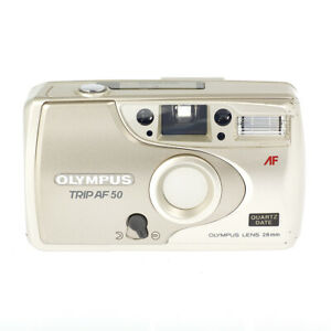 OLYMPUS Trip AF 50 Film Camera - Tested - Great Condition
