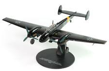 ATLAS 1/72 WWII LUFTWAFFE MESSERSCHMITT BF110 E-2 NIGHT FIGHTER SCHNAUFER 1942