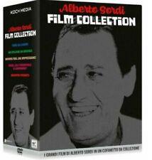 ALBERTO SORDI Film Collection BOX 5 DVD (italiano)
