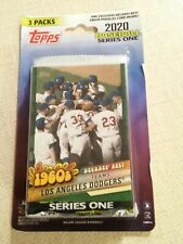 2020 Topps Series 1 BLISTER W/ Green Decades Best 1950s Frank Robinson