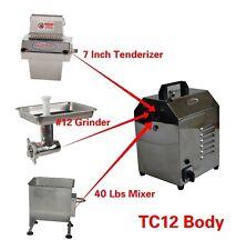 Hakka Multi Functional Meat Processing Machines Meat Mixer Tenderizer Grinder