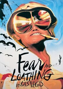 """Fear And Loathing In Las Vegas - Movie Poster / Print (Regular) (24"""" X 36"""")"""