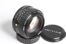 Pentax-A 1:1,4 50mm SMC Objektiv