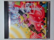 MANTRONIX The incredible sound machine cd USA