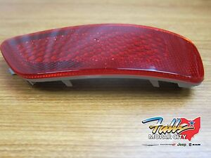 2011-2021 Jeep Compass Grand Cherokee Dodge Journey Right Rear Reflector Mopar