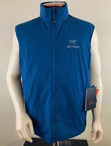 ARC'TERYX Men's Atom LT Full Zip Vest w/Logo XL NEW