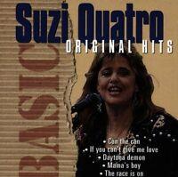 Suzi Quatro Original hits (16 tracks, 1972-79) [CD]