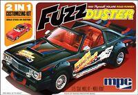 MPC 1980 Plymouth Volare Roadrunner Fuzz Duster 1/25 model car kit new 843