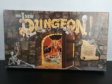 1989 TSR The New Dungeon - Complete In Original Box - Dungeon and Dragons