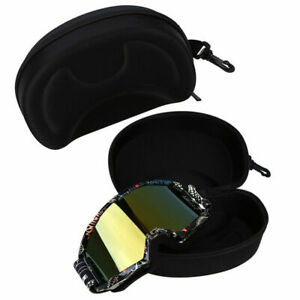3D EVA Snowboard Waterproof Ski Goggle Glasses Protection Case Box Unisex Useful