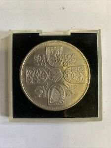 5 shilling coin 1953