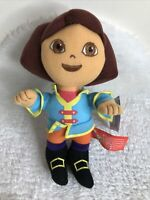 Dora The Explorer Plush Soft Toy Female TV Film Figure Nickelodeon Gosh Doll