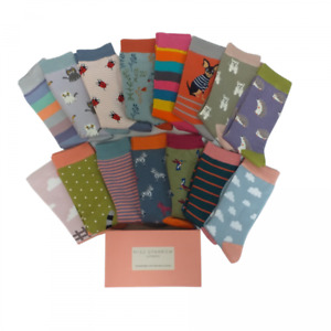 Soft Bamboo Socks Buy A Single Pair Or More  And Add A Gift Box MISS SPARROW