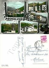 Cartolina saluti da Primaluna, vedutine - Lecco, 1964