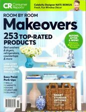 Consumer Reports Magazine How to Paint Practically Anything July 2016 Decor