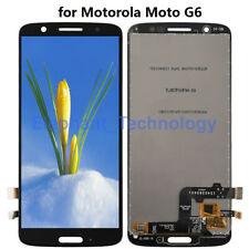 NSW For Motorola Moto G6 XT1925 LCD Display Touch Screen Digitizer Assembly