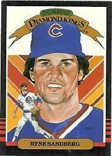 2018 Donruss Optic #79 Ryne Sandberg Chicago Cubs Baseball Card GOTBASEBALLCARDS