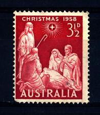 AUSTRALIA - 1958 - Natale