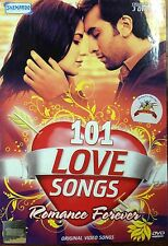 Romance Forever / 101 Love Songs From Bollywood Films / 3 DVD Set, Romantic Song
