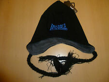 Bnwt Lonsdale London Finland Hat Adults One Size Black