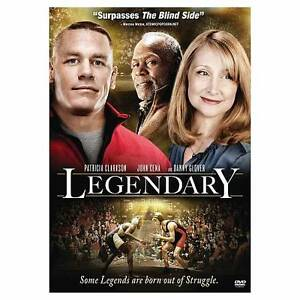Legendary (DVD, 2010, 2-Disc Special Edition) John Cena, WWE Special Feature