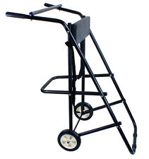Outboard Boat Motor Trolling Stand Carrier Cart Dolly Storage Heavy Duty 130 lb