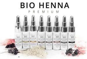 Bio Henna Biotatoo Black Brown Henna Beauty Hit Eyebrow SPA Tinting NEW TREND EU