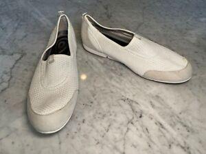Supersoft Diana Ferrari White Sneaker Shoes Size/Fit AU 9C EU 39C Machine Wash!