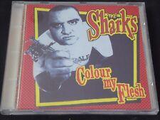 The Sharks - Colour My Flesh (CD 1996)