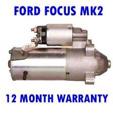 FORD FOCUS MK2 MK II 1.8 TDCI 2004 2005 2006 2007 2008 - 2015 RMFD STARTER MOTOR