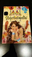 FLORICIENTA TEMPORADA 1 VOLUMEN 1 - 6 DVD EDIC ESPAÑOLA 12 CAPITULOS + EXTRAS &