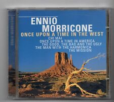 (JD942) Ennio Morricone, Once Upon A Time In The West - 1999 CD