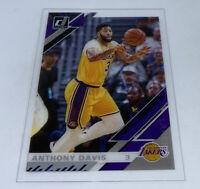 2019-20 CLEARLY DONRUSS ANTHONY DAVIS BASE CARD # 21 LA Lakers