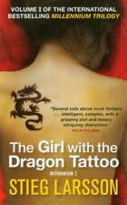 The Girl with the Dragon Tattoo,Stieg Larsson,Reg Keeland