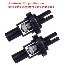 2pcs 1/28 Ball Differential für WLtoys P929 P939 K979 K989 K999 K969-29 RC Teile