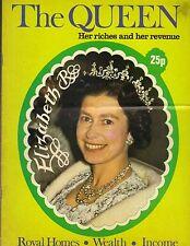 QUEEN ELIZABETH Her Riches and Her Revenue Magazine