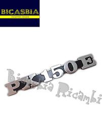 2925 - TARGHETTA IN ALLUMINIO CON PIOLI PX150E VESPA PX 150 E