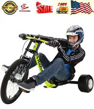 Adult Big Wheel Tricycle Trike Drift Razor Dxt Max Weight 198 Pounds New