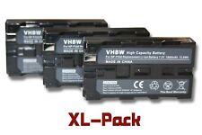 Akku für Sony DCR-TV900, DCR-TV900E, DCR-VX1000 1800mAh 7.2V Li-Ion