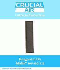 Idylis Air Purifier Filter, Fits IAP-GG-125 Air Purifier FIL-GG-125 NEW